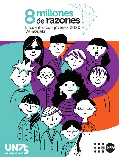 8 millones de razones: Encuentro con Jóvenes 2020 Venezuela