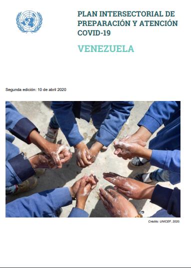 Plan Intersectorial de Prevención y Atención a la COVID19 en Venezuela
