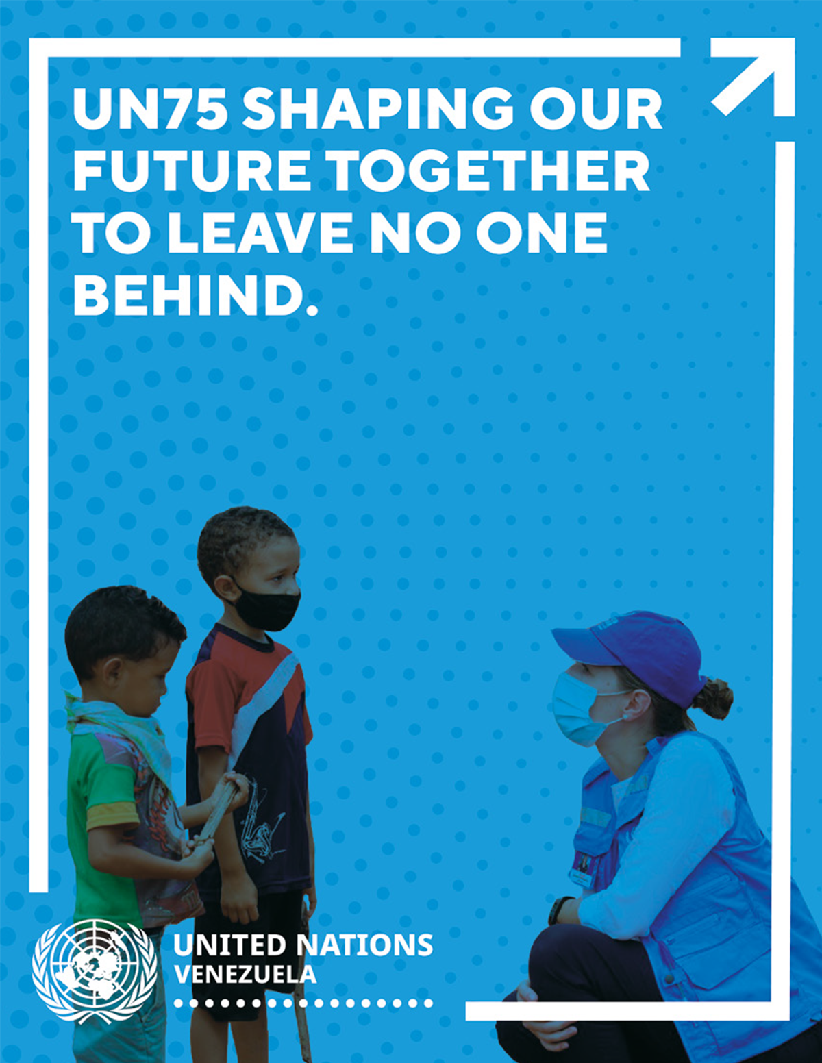 UN75 shaping our future together to leave no one behind