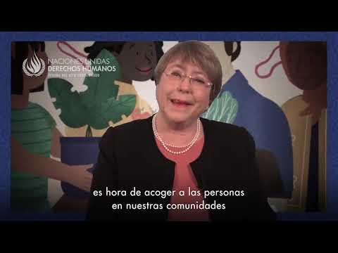 Día Internacional del Migrante Mensaje de la Alta Comisionada de las Naciones Unidas para los Derechos Humanos