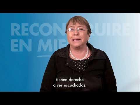 Mensaje de la Alta Comisionada para los Derechos Humanos en el Día de los Derechos Humanos